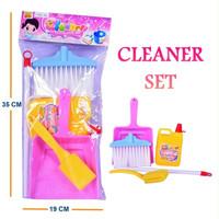 Mainan Set Alat Kebersihan Cleaning Set - Mainan Alat Kebersihan Rumah