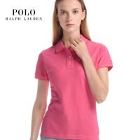 Promo Polo Ralph Lauren Polo Shirt Kaos Wanita Original ( Kuda Kecil )