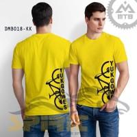 [TERBARU] Baju Pria Kaos Gowes Sepeda Lipat Thrill Sepedah Gunung Mtb - XS