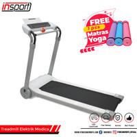 Alat Fitness Treadmill Elektrik insport Modica