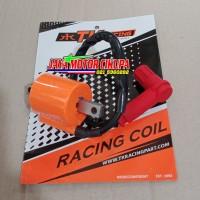 Coil / Koil racing TK Orange universal untuk type motor karburator