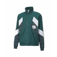 PUMA x TH Track Jacket Ponderosa Pine 596747-38