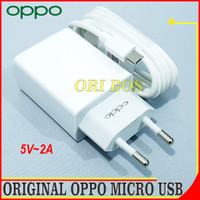 charger Oppo A3s A5s ORIGINAL 100% casan Oppo Micro