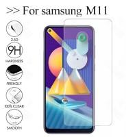 Tempered Glass Clear Samsung Galaxy M11