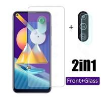 Tempered Glass Samsung M11 Free Pelindung Camera