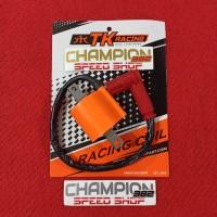 Coil Koil TK Racing Orange Excel Universal Karbu Karburator Carburetor