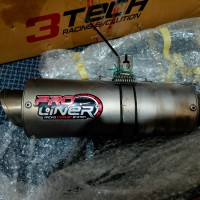 silencer proliner long second keluaran pertama