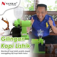 Gilingan Kopi / Coffe Grinder Nankai