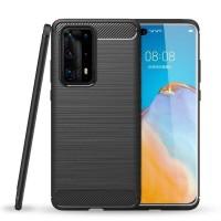 Huawei P40 Pro P40 Pro Plus P40 Carbon Case Slim Case Ipaky Carbon