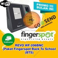 FINGERSPOT MESIN ABSEN REVO WF-206BNC WIFI ( Back To School (BTS) )