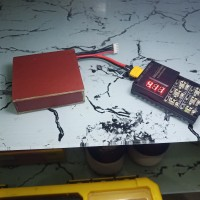 power bank charger baterai lipo 1s 6in1