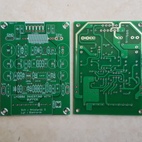 PCB LM3886 AMP Inverting Buffer Dauble layer Sch Anistardi