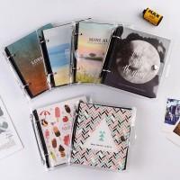 Instax Mini Photo Album 100 Photos - Album Instax - Aksesoris Instax