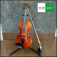 Violin / Biola Vienna 4/4 Solid Wood
