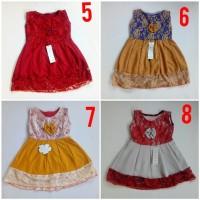 dress anak perempuan size s baju bayi cewek murah