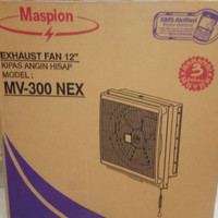 Exhaust fan Maspion 12 inch mv-300 nex
