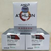 PROCESSOR AMD ATHLON 3000G BOX