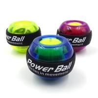 Spinner Powerball LED Gyro Spinner Exercise Latihan Pergelangan Tangan