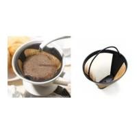 Saringan Kopi K741 V60 Dripper Coffee Filter Cone Coffee Dripper V60