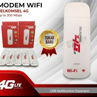 Modem Wifi 4G LTE 300mbps USB GSM