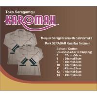 Baju Seragam Sekolah Pramuka Siaga Lengan Panjang (Rp53.000-Rp75.000) - 7