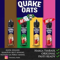 Liquid Quake Oats Oat Mung Bean | Original | Chocolate | Strawberry