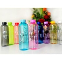 Botol Minum MY BOTTLE Infused Water 500 ML free Pouch