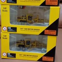 mobil diecast cat 160 H motor grader