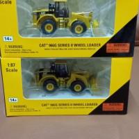 mobil diecast cat 966G series II wheel loader