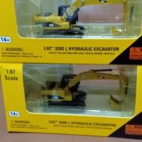mobil diecast cat 320 D L Hydraulic excavator