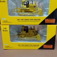 mobil diecast cat D9T track type tractor