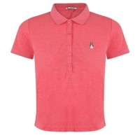 Kaos Polo Wanita Hush Puppies - Red