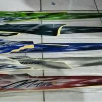 PROMO striping strip motor yamaha mio smile-sporty 2009 2010