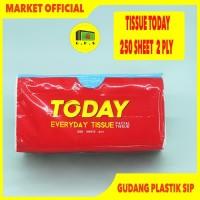 Tissue Today // Facial Tissue // 2 Ply 250 Sheets
