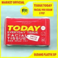 Tissue Today // Facial Tissue // 2 Ply 900 Gram