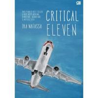 (Baru) Buku Critical Eleven by Ika Natassa. Gramedia