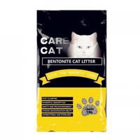 Pasir Wangi Kucing Premium Care Cat 10L. - Lemon