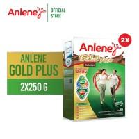 Anlene Gold Plus Cokelat 250gr - 2 Pcs