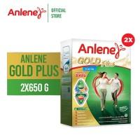 Anlene Gold Plus Vanilla 650gr - 2 Pcs