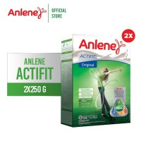 Anlene Actifit Original 250gr - 2 Pcs