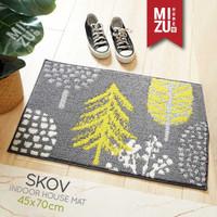 SKOV Indoor House Mat Keset Rumah Flocking Serbaguna Anti-Slip - 45x70cm