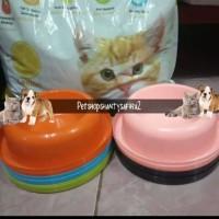 Tempat Pakan Kucing, Anjing Anti Semut Single