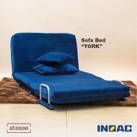 Sofa Bed Floor Chair YORK by ATEASE INOAC - Merah