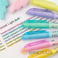 Pilot Frixion Highlighter Pastel - Highlighter Frixion Bisa Dihapus
