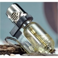 Firetric Tin Pioneer Windproof Powerful Micro Gas Torch Flame - 7MK2AF