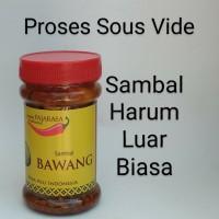 Fajarasa Sambal Bawang uleg resep tradisional