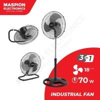 Maspion Power Fan 18 PW-451 ( 3 In 1 )