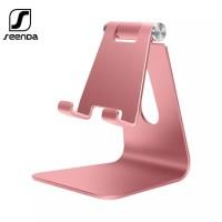 SEENDA IPZ-018 Adjustable Aluminum Mobile Phone & Pad Stand Holder RG