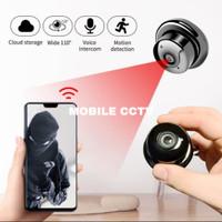 HD Wireless IP Mini Camera