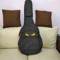 HardCase (Semi) Gitar Klasik/Gigbag Gitar Busa Tebal/Tas Gitar Klasik